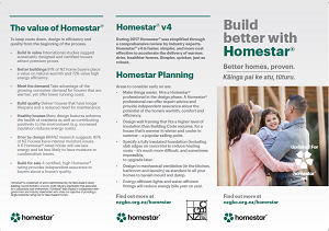 Homestar for builders and developers